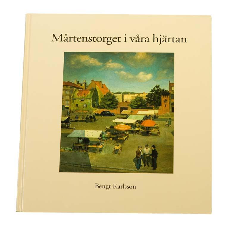 Mårtenstorget i våra hjärtan av Bengt Karlsson